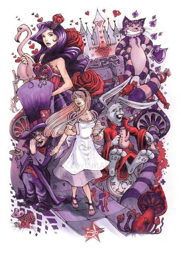 Image Result For Alice Wonderland Movie