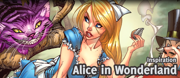 Alice in Wonderland Fan Art