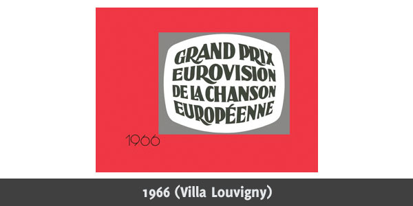 Eurovision Song Contest 1966 logo