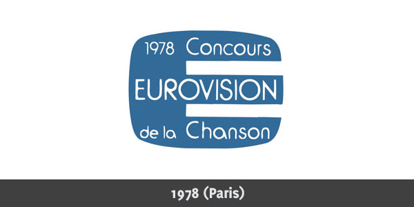 Eurovision Song Contest 1978 logo