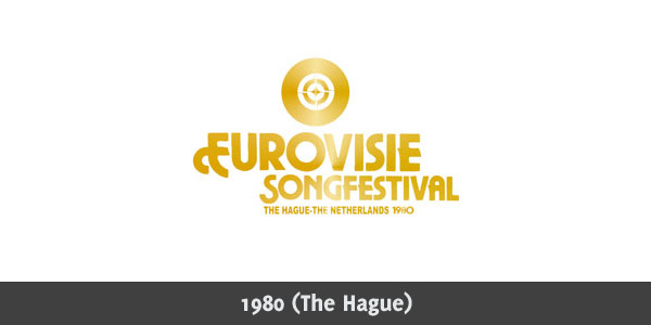 Eurovision Song Contest 1980 logo