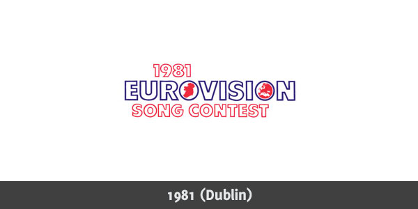 Eurovision Song Contest 1981 logo