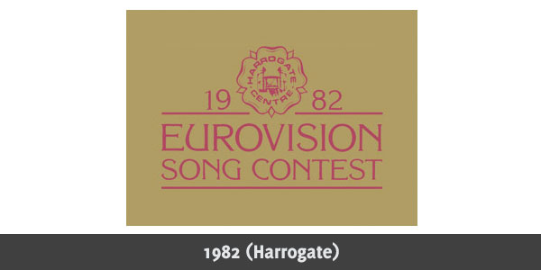 Eurovision Song Contest 1982 logo