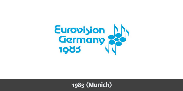 Eurovision Song Contest 1983 logo