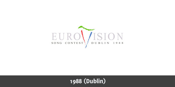 Eurovision Song Contest 1988 logo