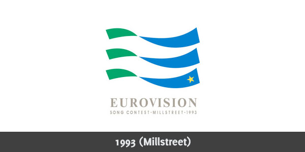 Eurovision Song Contest 1993 logo