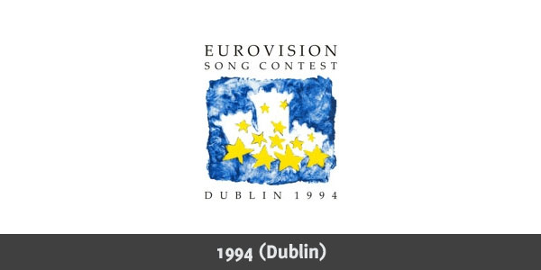 Eurovision Song Contest 1994 logo