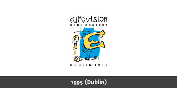 Eurovision Song Contest 1995 logo