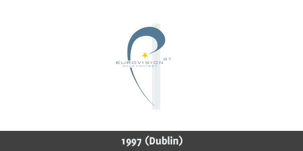 Eurovision Song Contest 1997 logo
