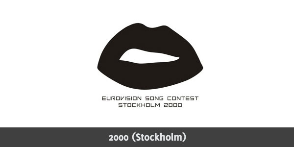 Eurovision Song Contest 2000 logo