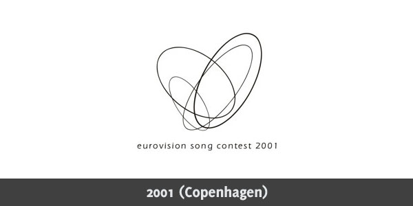 Eurovision Song Contest 2001 logo