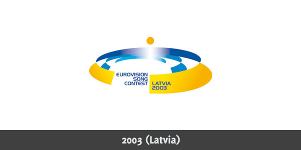 Eurovision Song Contest 2003 logo