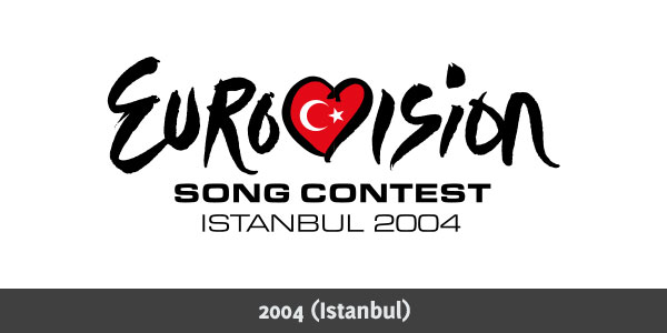 Eurovision Song Contest 2004 logo