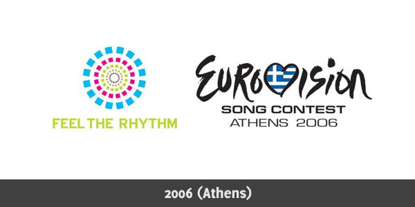 Eurovision Song Contest 2006 logo