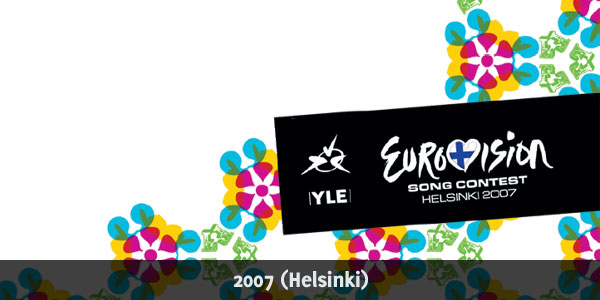 Eurovision Song Contest 2007 logo