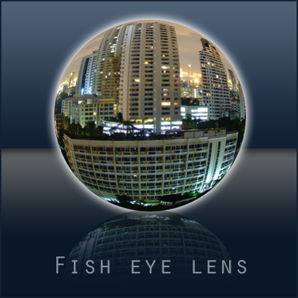 Everybody likes the crazy fish eye lens effect. But why spend so mush ...
