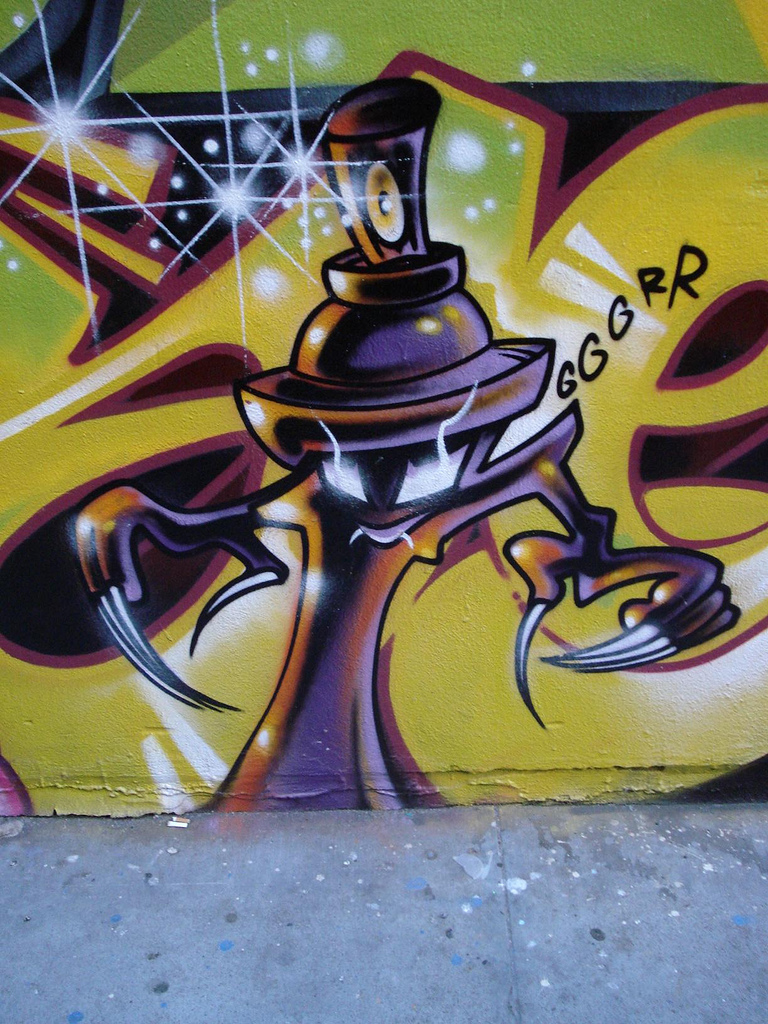 Graffiti art to boost ...