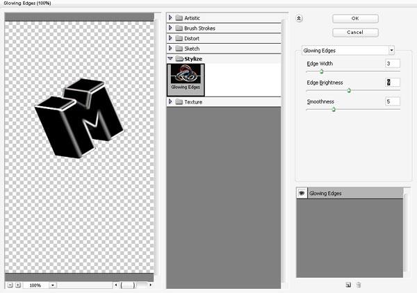 stunning 3d typo 05 Tạo Kiểu Chữ 3D với Ánh Sáng Neon Tuyệt Đẹp