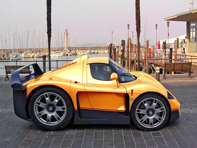 Minimize, Colorize And Bodypaint A Supercar