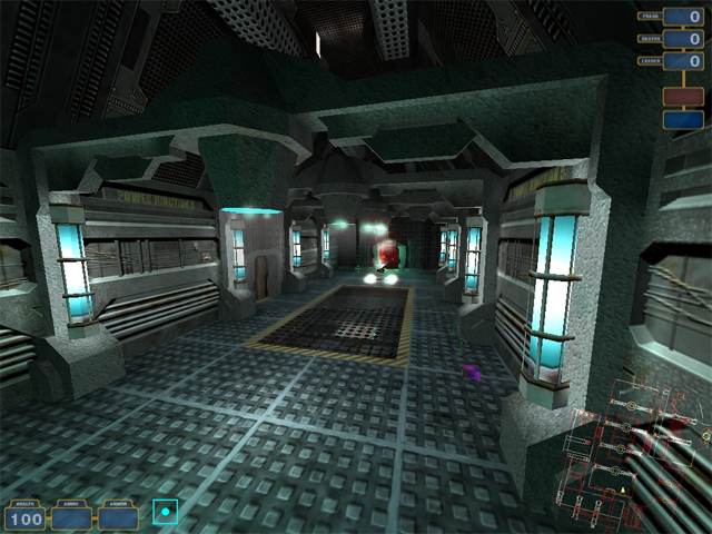 First Person Shooters Build Engine Trinity