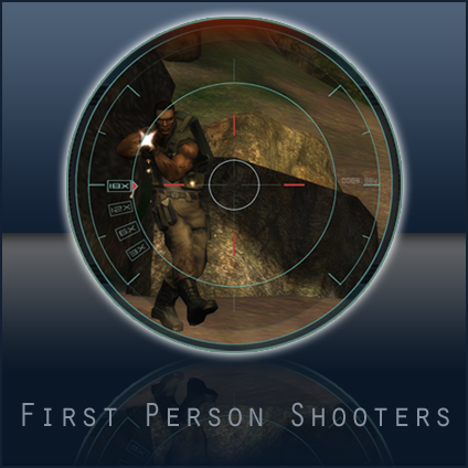 Action Shooter First Person