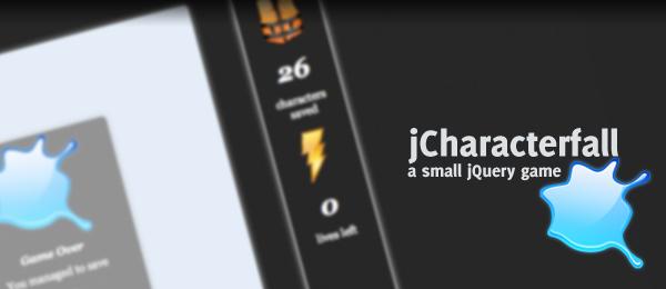 jCharacterfall
