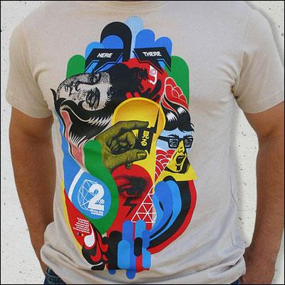 Diseños para camisas de Aled Lewis y mas