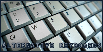 5 alternatives for your QWERTY keyboard