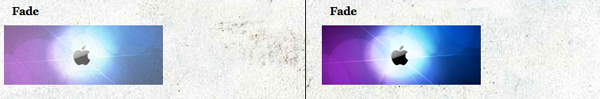 CSS3 and jQuery Animations - Fade
