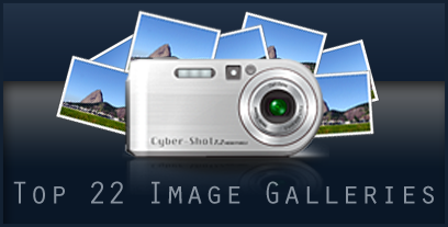 22 beautiful free image galleries for your website