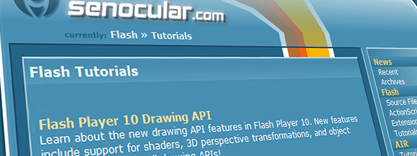 Flash Player 10 Drawing API