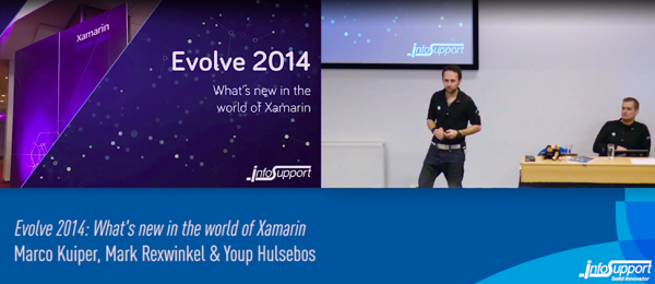 Presentation: Evolve 2014: What's new in the world of Xamarin