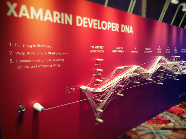 Xamarin DNA