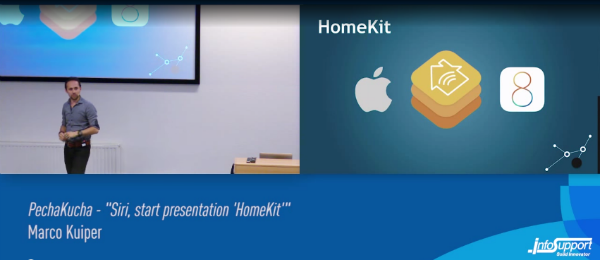 PechaKucha - Siri, start presentation HomeKit