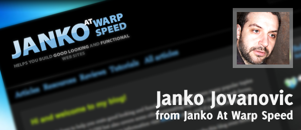 Warpspeed chatting with Janko Javonovic