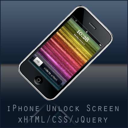 how to unlock iphone screen web development november 2009 5525
